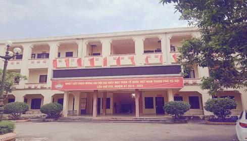 Huyện Ba Vì đẩy mạnh công tác tuyên truyền Đại hội đại biểu MTTQ Việt Nam Thành phố Hà Nội, khoá XVII, nhiệm kỳ 2019 - 2024