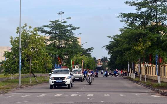 Huyện Mê Linh tổ chức phát động triển khai thực hiện các mô hình tuyên truyền quy tắc ứng xử năm 2019.