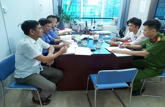 Ủy ban MTTQ Việt Nam quận Long Biên phối hợp giám sát việc thi hành án hình sự tại UBND phường năm 2019