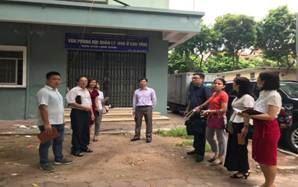 Ủy ban MTTQ Việt Nam TP Hà Nội giám sát việc giải quyết khiếu nại, tố cáo của công dân trên địa bàn TP Hà Nội.