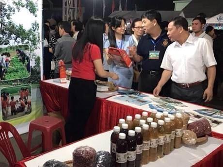 Thị xã Sơn Tây tổ chức hội chợ thương mại năm 2019.