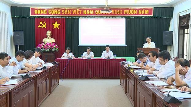 Ủy ban MTTQ Việt Nam huyện Đông Anh tổ chức hội nghị sơ kết công tác quý III, triển khai nhiệm vụ trọng tâm quý IV năm 2019