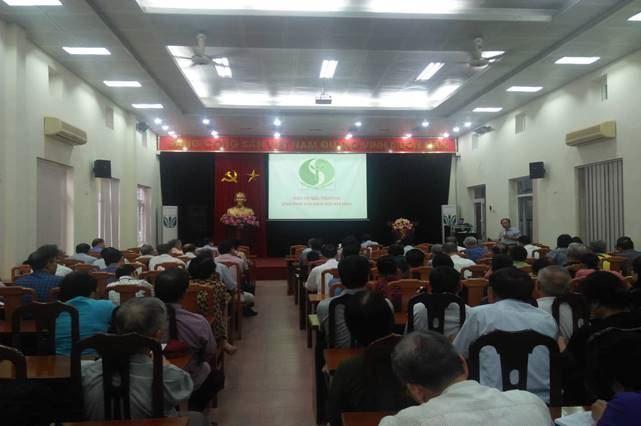 Ủy ban MTTQ Việt Nam quận Cầu Giấy tổ chức tuyên truyền bảo vệ môi trường ứng phó với biến đổi khí hậu năm 2019