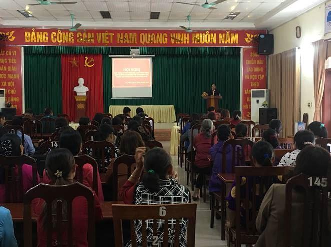 Ủy ban MTTQ Việt Nam TP tuyên truyền một số chính sách đối với vùng dân tộc thiểu số tại huyện Quốc Oai