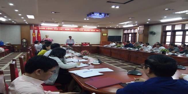 Ủy ban MTTQ Việt Nam thành phố Hà Nội khảo sát tại huyện Phúc Thọ phục vụ công tác phản biện xã hội và tham gia xây dựng chính quyền