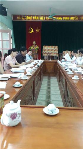 MTTQ Huyện Ba Vì hoàn thành kế hoạch kiểm tra giám sát việc thực hiện mừng thọ theo nếp sống văn minh tại các xã, thị trấn