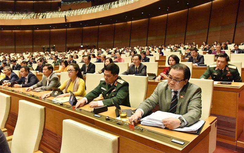 Quốc hội thông qua Nghị quyết thí điểm tổ chức chính quyền đô thị tại TP Hà Nội