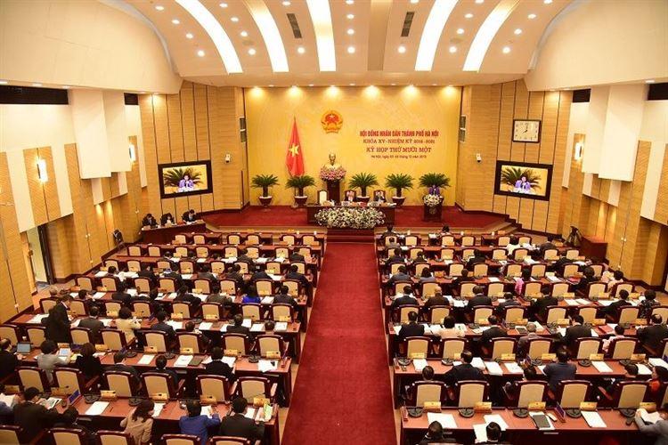 Hà Nội sắp xếp các đơn vị hành chính cấp xã: Tán thành chủ trương giảm 2 phường, 3 xã