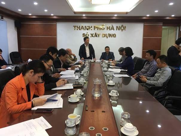 Khảo sát phục vụ Hội nghị phản biện xã hội đối với dự thảo Đề án của UBND Thành phố về Giá dịch vụ thoát nước sinh hoạt