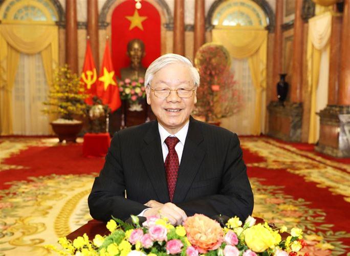 Tổng Bí thư, Chủ tịch nước Nguyễn Phú Trọng: Khát vọng vì một Việt Nam cường thịnh