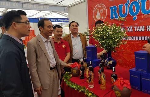 Huyện Thanh Trì tổ chức Hội chợ Xuân Canh Tý 2020