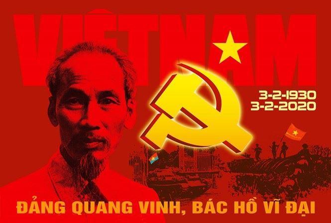 Đảng Cộng sản Việt Nam - 90 năm kiên định và sáng tạo chủ nghĩa Mác - Lênin