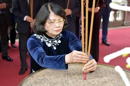Thành phố Hà Nội tổ chức Lễ kỷ niệm 1980 năm khởi nghĩa Hai Bà Trưng và khai mạc Lễ hội Đền Hai Bà Trưng huyện Mê Linh xuân Canh Tý 2020.