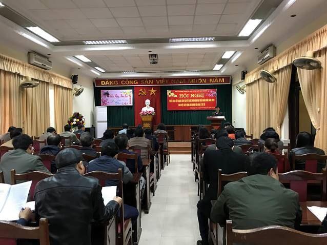 Thường Tín triển khai kế hoạch tổ chức Hội nghị Đại biểu nhân dân năm 2020