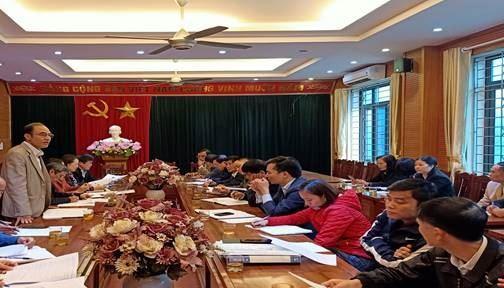 Huyện Thanh Trì giám sát công tác phòng, chống dịch Covid -19 và quản lý bảo tồn di tích, nơi thờ tự, lễ hội truyền thống trên địa bàn huyện