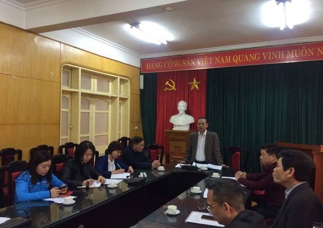 """Quận Thanh Xuân triển khai kế hoạch thực hiện Cuộc vận động """"Người Việt Nam ưu tiên dùng hàng Việt Nam"""" năm 2020."""