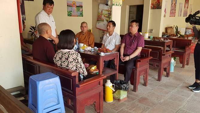 Huyện Phúc Thọ chúc mừng Đại lễ Phật đản 2020