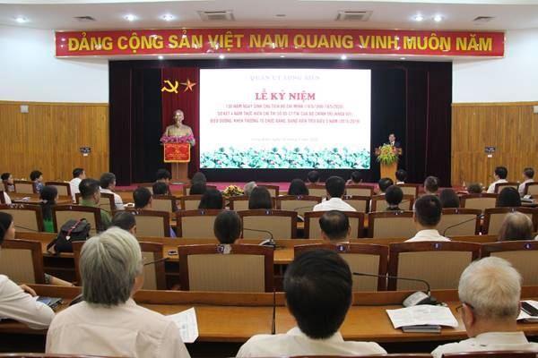 Kỷ niệm 130 năm Ngày sinh Chủ tịch Hồ Chí Minh: 4 năm thực hiện Chỉ thị 05-CT/TW và những đóa hoa dâng Bác