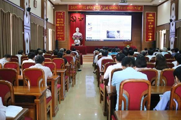 Huyện Quốc Oai tập huấn kỹ năng tuyên truyền phổ biến giáo dục pháp luật, công tác thanh tra nhân dân và giám sát đầu tư của cộng đồng