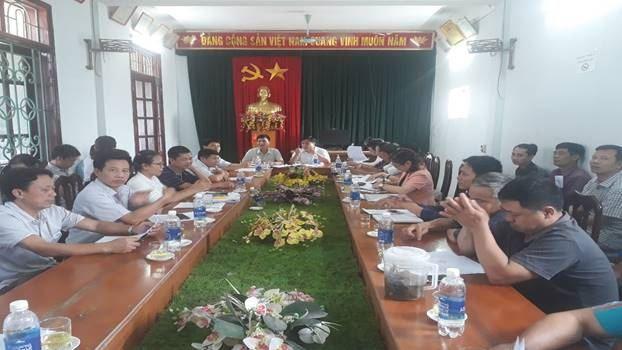 Huyện Thanh Oai giám sát việc thực hiện các chính sách hỗ trợ người dân gặp khó khăn do đại dịch Covid-19 theo Nghị quyết 42 của Chính phủ