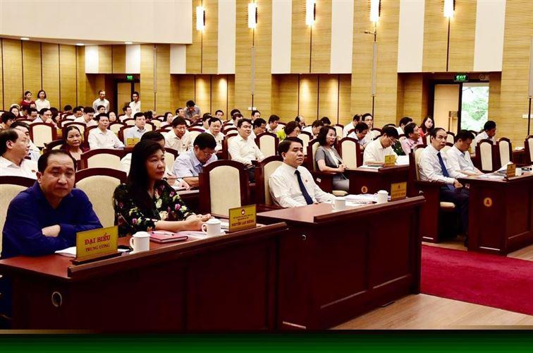 Phiên giải trình tại HĐND TP Hà Nội: Đại biểu truy trách nhiệm dự án chậm tiến độ