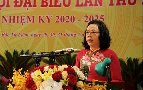Đại hội Đảng bộ quận Bắc Từ Liêm lần thứ II, nhiệm kỳ 2020 – 2025 thành công tốt đẹp