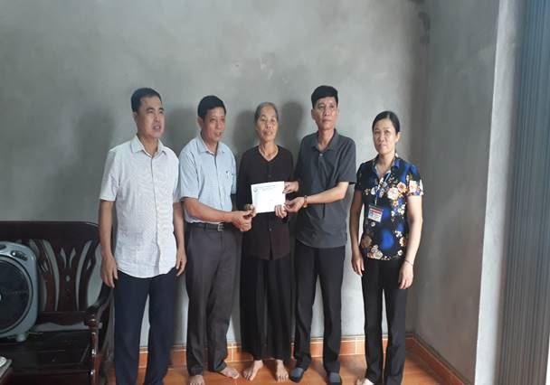 Huyện Thanh Oai hỗ trợ hộ nghèo xây dựng nhà ở năm 2020