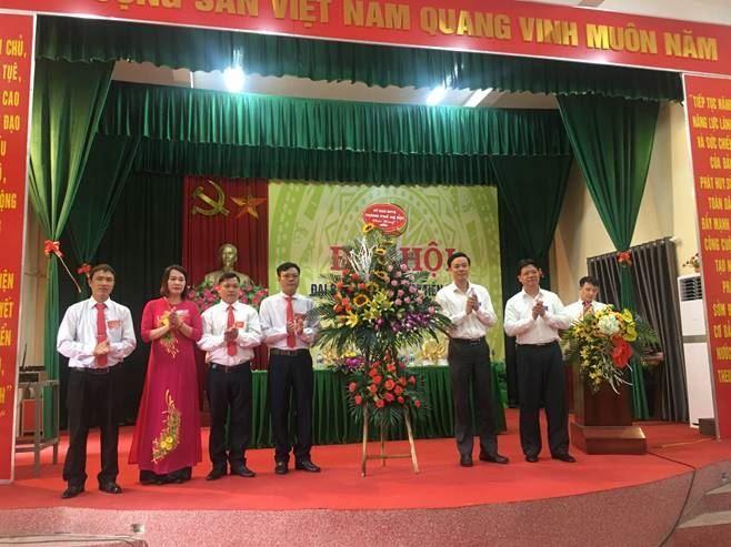 Đại hội đại biểu MTTQ Việt Nam xã Nam Tiến, huyện Phú Xuyên lần thứ nhất, nhiệm kỳ 2019-2024 thành công tốt đẹp