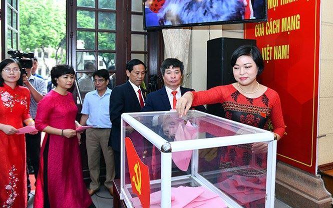 Ðại hội các cấp Ðảng bộ TP Hà Nội: Thành công nhờ sự chủ động, bài bản
