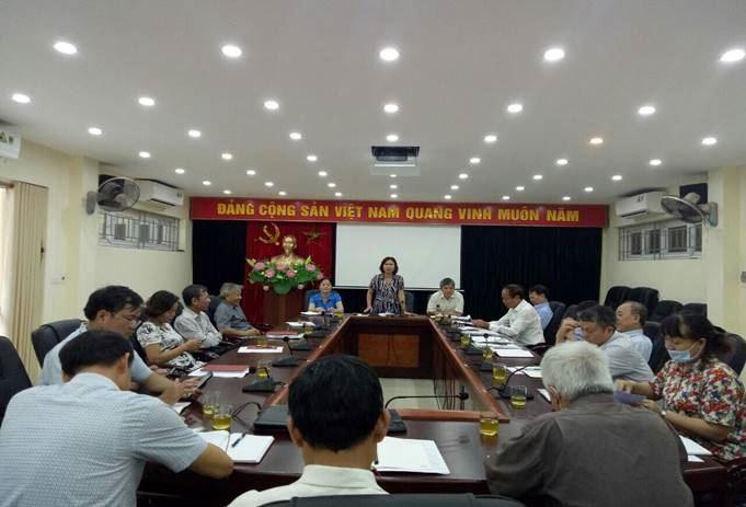 Ủy ban MTTQ Việt Nam quận Cầu Giấy sơ kết công tác Mặt trận quý III, triển khai nhiệm vụ quý IV năm 2020.