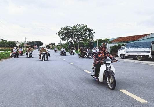 Thanh Oai ra quân tổ chức các hoạt động cao điểm về an toàn giao thông và trật tự văn minh đô thị