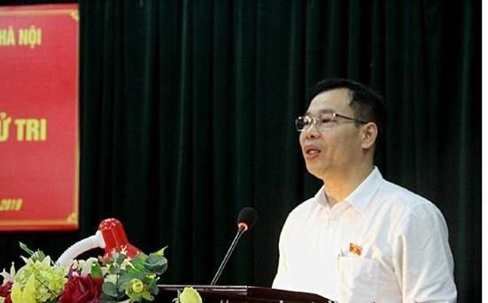 Đoàn đại biểu Quốc hội TP Hà Nội tiếp xúc cử tri quận Bắc Từ Liêm trước kỳ họp thứ 10, Quốc hội khóa XIV