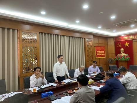 Hội đồng tư vấn Dân chủ - Pháp luật Ủy ban MTTQ Việt Nam TP giao ban công tác quý III/2020