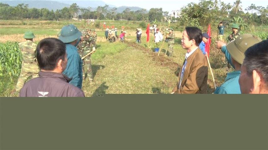 Xã miền núi Yên Bài, huyện Ba Vì – Nỗ lực cán đích nông thôn mới đúng hẹn