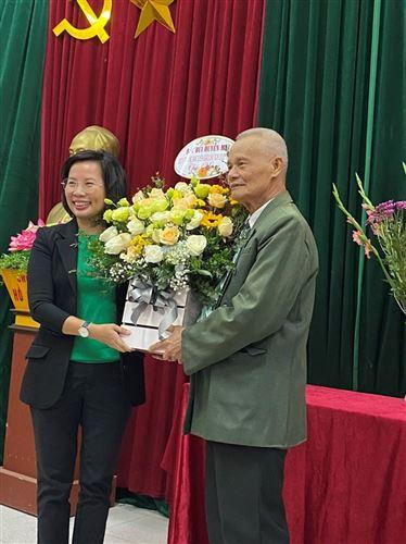 Không khí phấn khởi và đầm ấm tại Ngày hội Đại đoàn kết toàn dân tộc phường Xuân La, Quận Tây Hồ