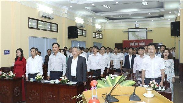 Gia Lâm kỷ niệm 15 năm Ngày di sản văn hóa Việt Nam 23/11