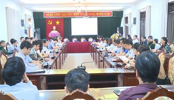 Đoàn đại biểu Quốc hội TP Hà Nội tiếp xúc cử tri huyện Đông Anh sau kỳ họp thứ 10, Quốc hội khóa XIV