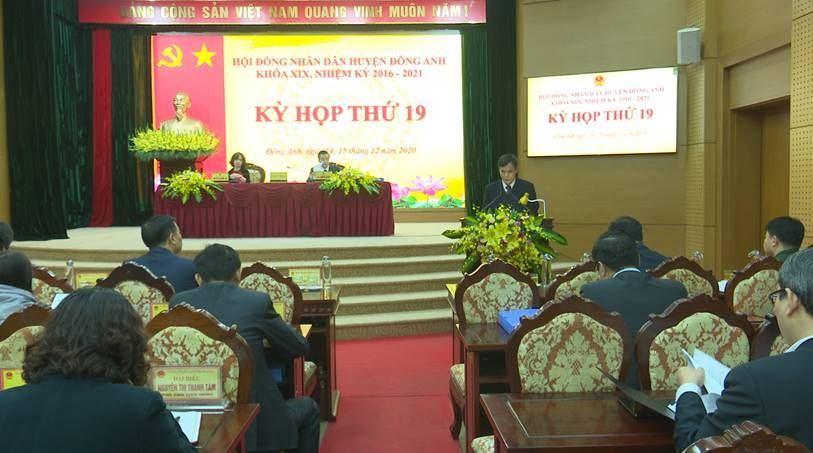Uỷ ban MTTQ Việt Nam huyện Đông Anh tham gia xây dựng chính quyền năm 2020