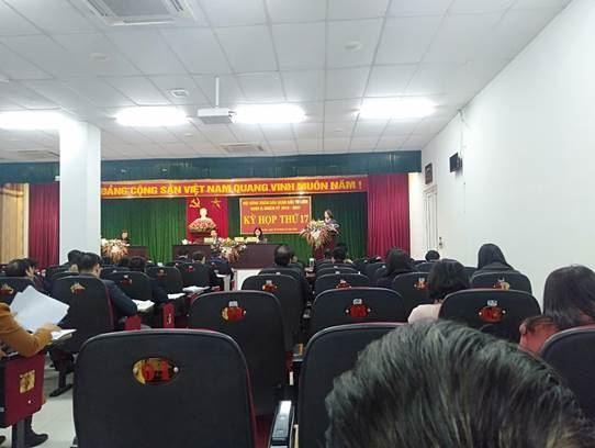 Ủy ban MTTQ Việt Nam quận Bắc Từ Liêm tham gia xây dựng chính quyền năm 2020