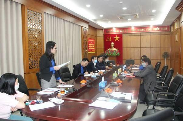 Chi đoàn TNCS Hồ Chí Minh cơ quan Ủy ban MTTQ Việt Nam TP tổng kết công tác năm 2020