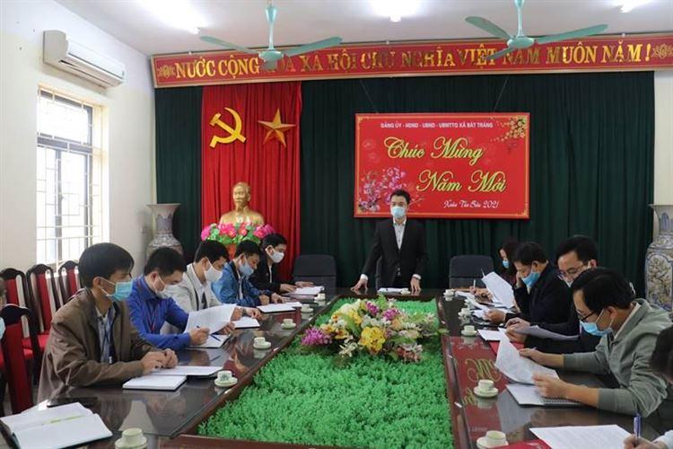 Huyện Gia Lâm tổ chức 6 đoàn kiểm tra công tác phòng, chống dịch Covid-19