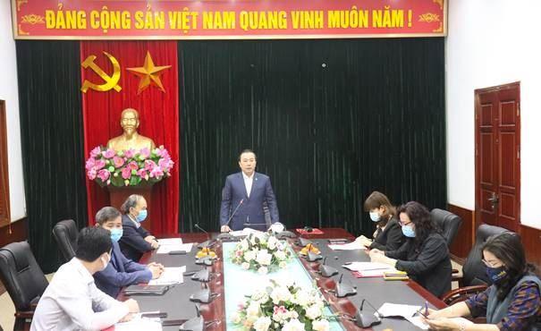 Phó Chủ tịch UBND Thành phố kiểm tra công tác phòng chống dịch Covid-19 trên địa bàn huyện Gia Lâm