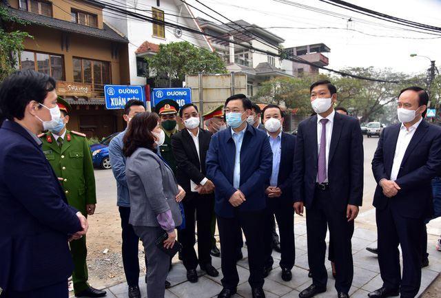 Bí thư Hà Nội: Chạy đua với thời gian tìm nguồn lây COVID-19 cho chuyên gia Nhật Bản