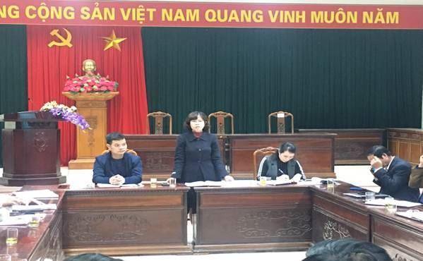 Ủy ban MTTQ Việt Nam huyện Phúc Thọ tổ chức Hội nghị ký kết giao ước thi đua năm 2021, giao ban tiến độ và hướng dẫn một số nội dung trong công tác bầu cử đại biểu Quốc hội khóa XV và bầu cử đại biểu HĐND các cấp,  nhiệm kỳ 2021-2026