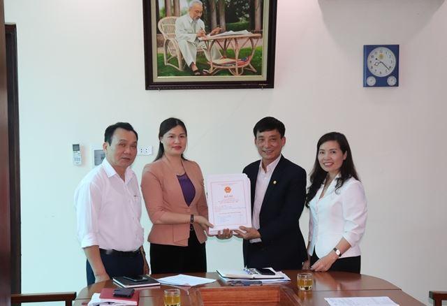 Hội nghị bàn giao hồ sơ những người ứng cử Đại biểu HĐND huyện nhiệm kỳ 2021 – 2026 huyện Phú Xuyên
