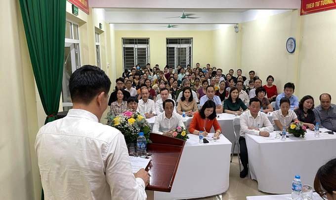 Phát huy vai trò của MTTQ các cấp quận Cầu Giấy trong cuộc bầu cử đại biểu Quốc hội và HĐND các cấp nhiệm kỳ 2021-2026