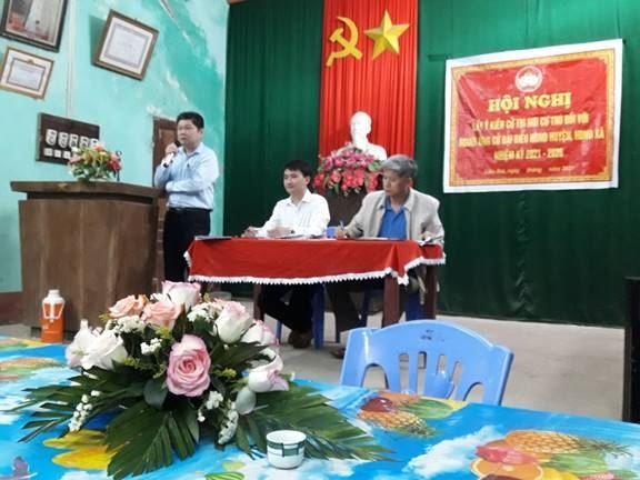 1540 người ứng cử HĐND các cấp cư trú trên địa bàn huyện Ứng Hòa được lấy ý kiến cử tri nơi cư trú