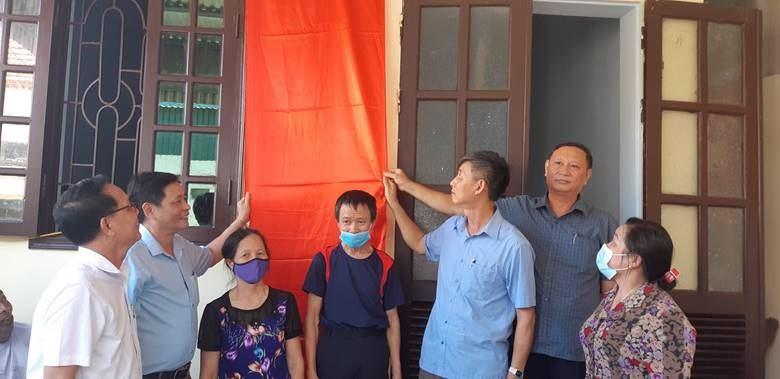 """Huyện Thường Tín tổ chức  Hội nghị trao """"Mái ấm Nông dân"""""""