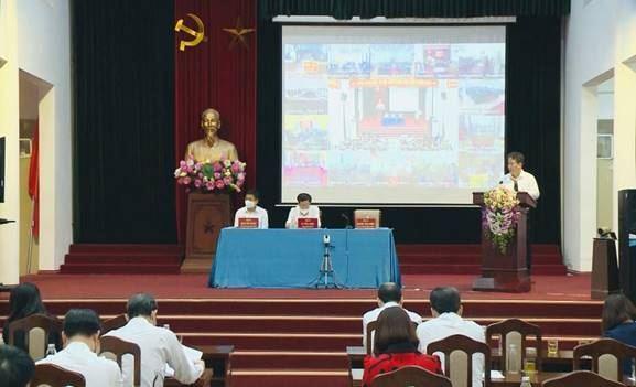 Huyện Thanh Trì tổ chức đối thoại giữa người đứng đầu cấp ủy, chính quyền với MTTQ, các tổ chức chính trị - xã hội và Nhân dân trên địa bàn huyện năm 2021