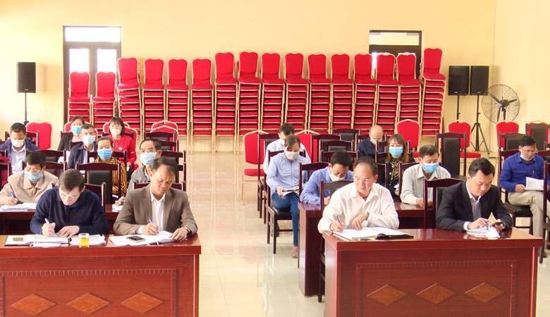UBND - Ủy ban MTTQ Việt Nam huyện Gia Lâm tập huấn lấy ý kiến sự hài lòng của người dân về kết quả xây dựng Nông thôn mới nâng cao xã Đình Xuyên